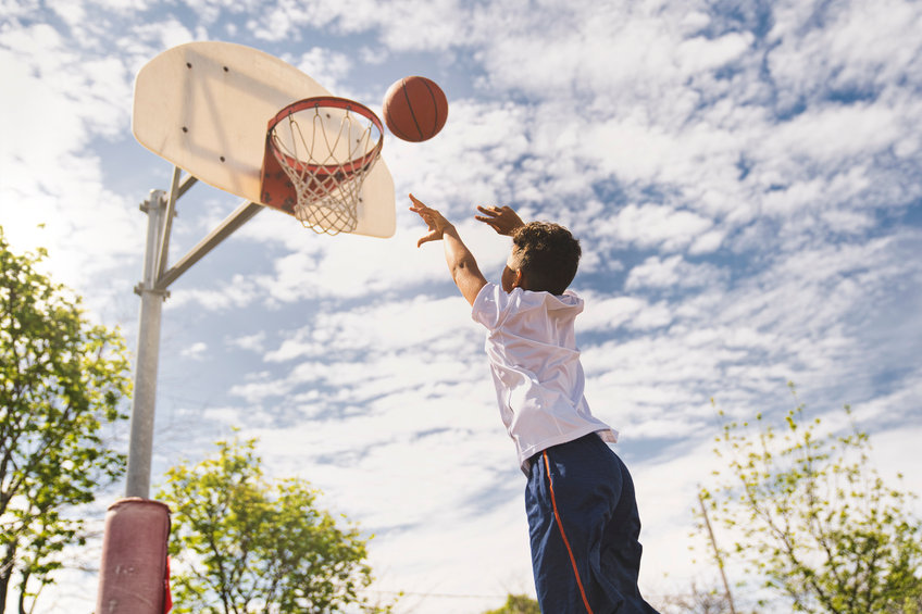 Student Access to Basketball Courts - Learning Extension Center